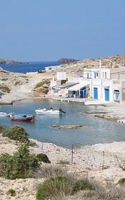 Milos Island Cyclades Islands Greece